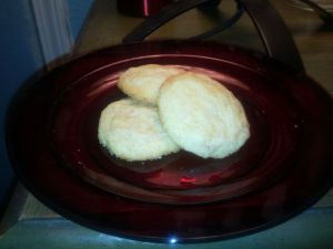 My Snickerdoodles (credit:Teia Collier)