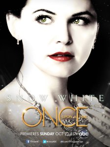 My favorite cast poster of Snow (credit: ABC)